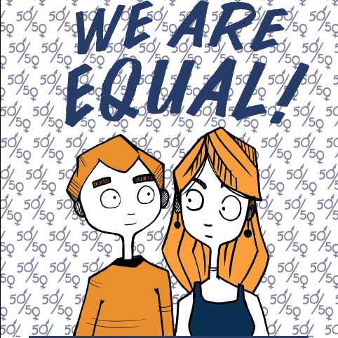 Leaflet #EqualityMatters