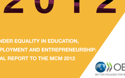 Gender Equality Education (OECD) (2012)