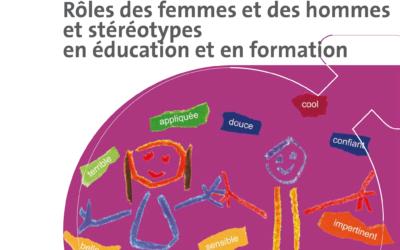 Rôles des femmes et des hommes et stéréotypes en éducation et formation (2006)